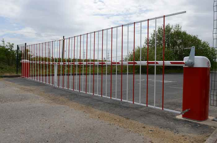 access control barrier