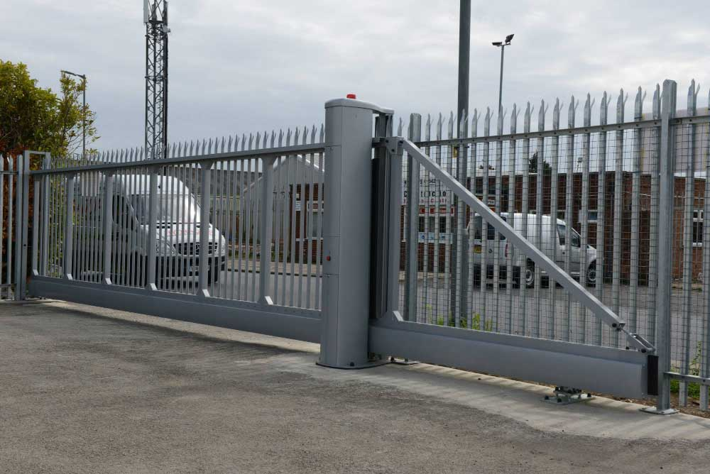 Access control automatic gates rennyco
