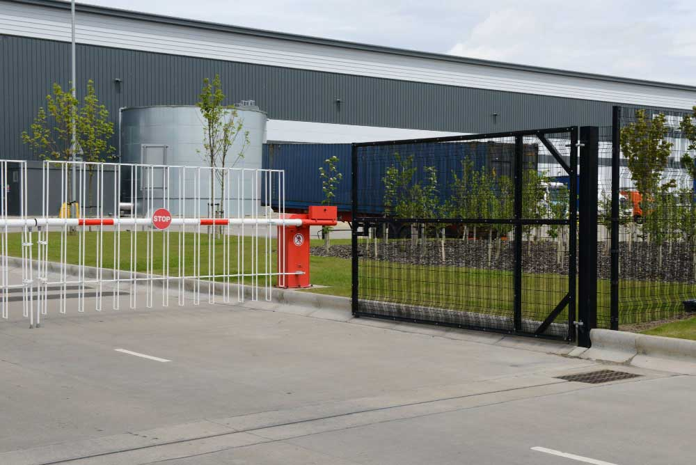 Swing Gates - Rennyco Limited