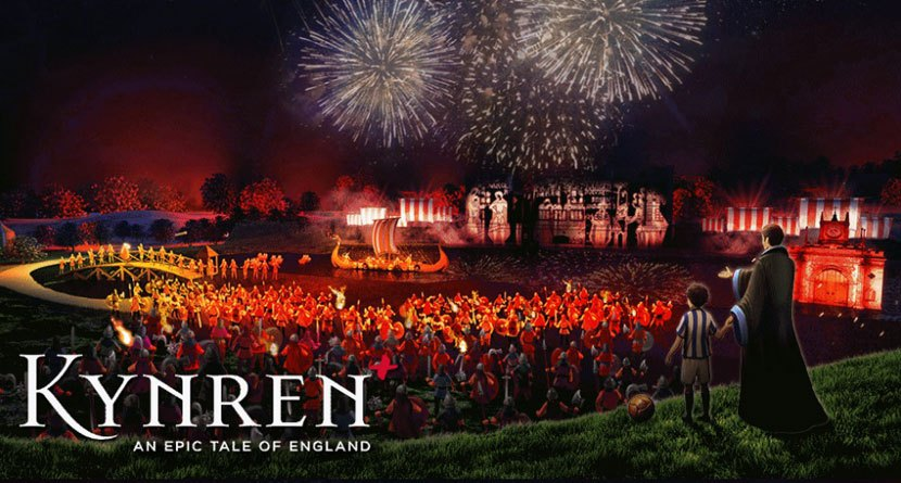 Kynren An Epic Tale Of Construction Rennyco Limited