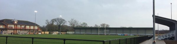 Darlington Rugby / Football Ground
