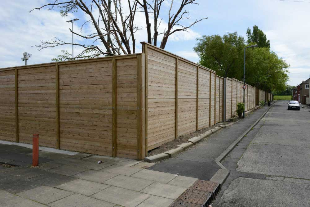 Timber Fencing Rennyco